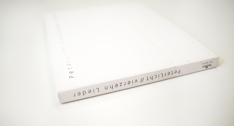 Album Peter Licht, Titel: Vierzehn Lieder
