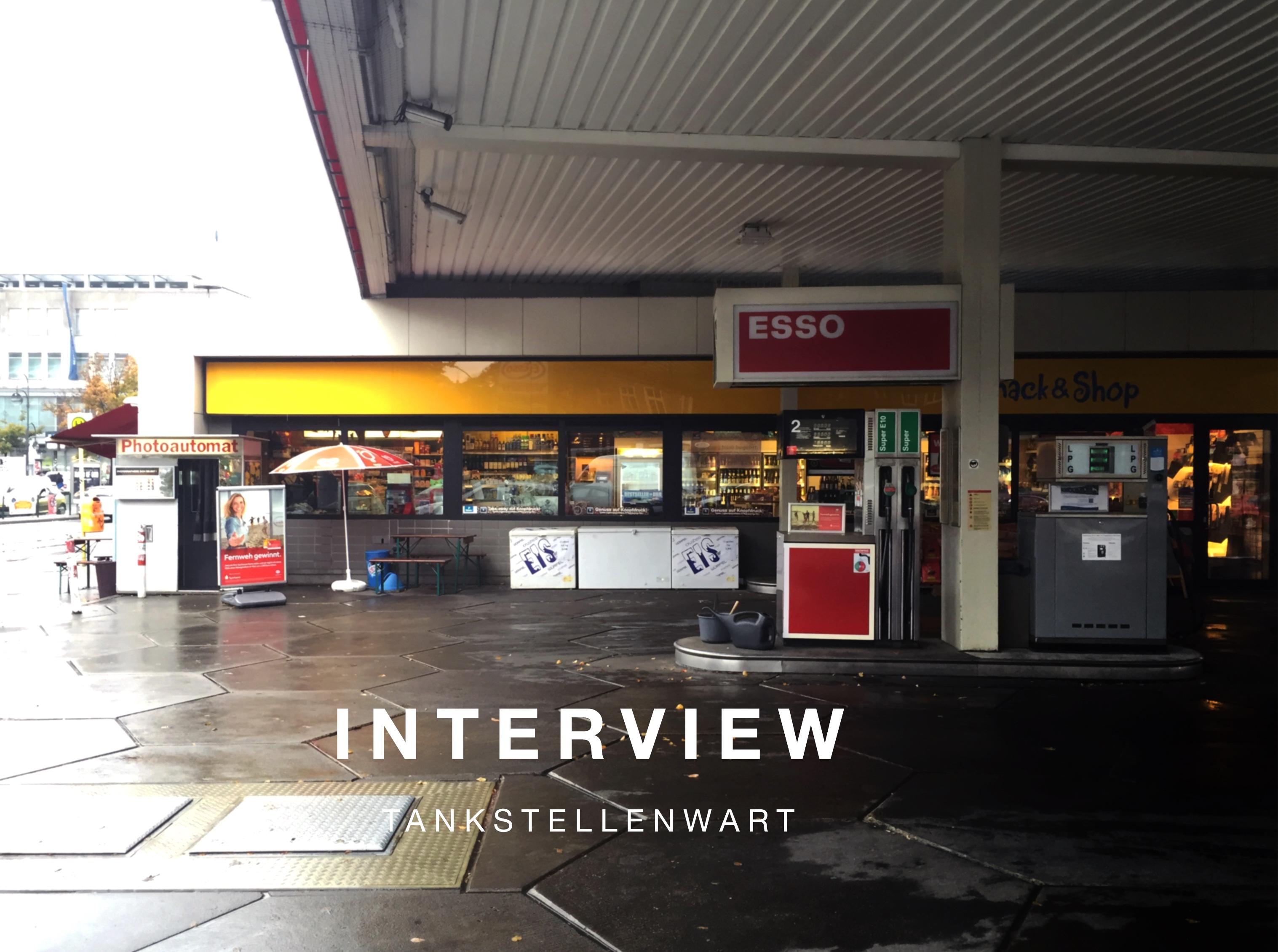 Titelbild Interview Tankstellenwart